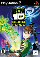 Ben 10: Alien Force PS2