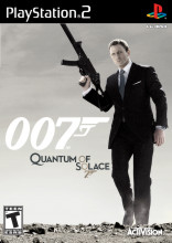 Bond 007: Quantum of Solace PS2