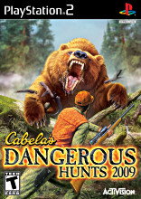 Cabela's Dangerous Hunts 2009 PS2