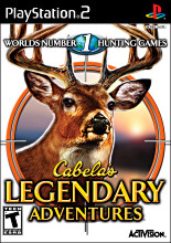 Cabela's Legendary Adventures PS2
