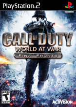 Call of Duty: World at War: Final Fronts for PlayStation 2 last updated Feb 15, 2012