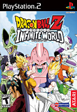 Dragon Ball Z: Infinite World PS2