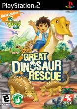 Go, Diego, Go!: Great Dinosaur Rescue PS2