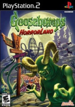 Goosebumps HorrorLand PS2