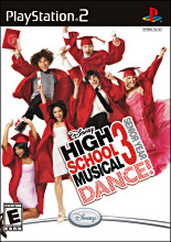 High School Musical 3: Senior Year DANCE! PS2