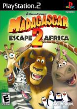 Madagascar 2: Crate Escape   PS2
