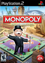 Monopoly Here and Now: The World Edition   PS2