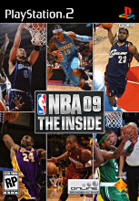 NBA 09: The Inside PS2