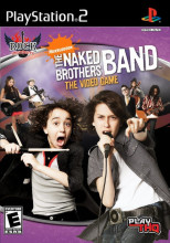 Rock University Presents: Naked Brothers Band PS2