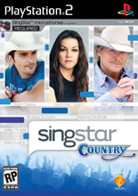 SingStar Country PS2