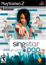 SingStar Pop Vol 2 PS2