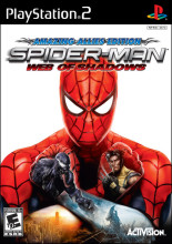 Spider-Man: Web of Shadows PS2