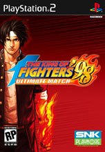 The King of Fighters '98: Ultimate Match PS2