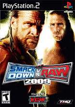 WWE SmackDown vs. Raw 2009 for PlayStation 2 last updated Aug 23, 2012