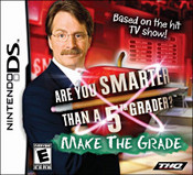 Are You Smarter than a 5th Grader: Make the Grade DS