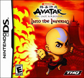 Avatar: The Last Airbender: Into the Inferno DS