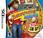 Babysitting Mania DS
