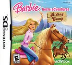 Barbie Horse Adventure: Riding Camp DS