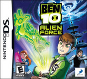 Ben 10: Alien Force  DS