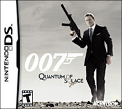 Bond 007: Quantum of Solace DS