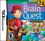 Brain Quest: Grades 3 & 4 DS