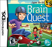Brain Quest: Grades 5 & 6 DS