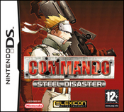 Commando: Steel Disaster DS