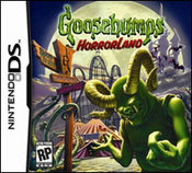 Goosebumps HorrorLand for Nintendo DS last updated Nov 28, 2010