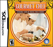 Gourmet Chef: Cook Your Way to Fame DS