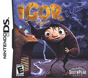 Igor: The Game for Nintendo DS last updated Nov 02, 2008