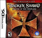 Broken Sword: Shadows of the Templars DS