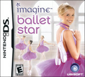 Imagine Ballet Star DS