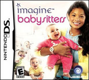 Imagine: Babysitters DS