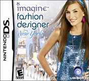 Imagine: Fashion Designer New York DS