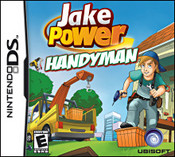 Jake Power: Handyman DS