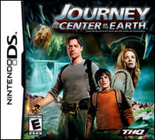 Journey to the Center of the Earth DS