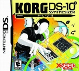 Korg DS-10 Synthesizer for Nintendo DS last updated Jan 15, 2010