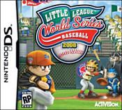 Little League World Series Baseball 2008 DS
