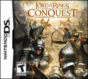 Lord of the Rings: Conquest DS