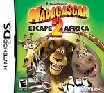 Madagascar 2: Crate Escape  DS