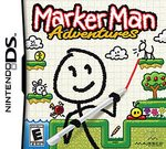 Marker Man Adventures DS