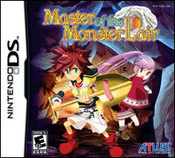 Master of the Monster Lair DS