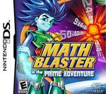 Math Blaster in the Prime Adventure DS