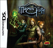 Mazes of Fate DS DS