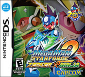 Mega Man Star Force 2: Zerker x Ninja DS