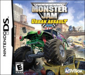 Monster Jam: Urban Assault DS