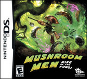 Mushroom Men: Rise of the Fungi DS