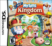 MySims Kingdom DS