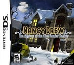 Nancy Drew: Mystery of the Clue Bender Society DS