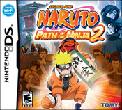 Naruto: Path of the Ninja 2 DS